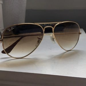 Brown Gradient 56mm Ray-Bans